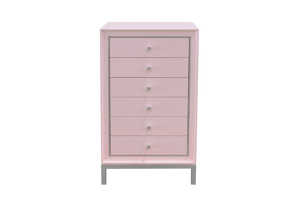 Blush Jewelry Chest