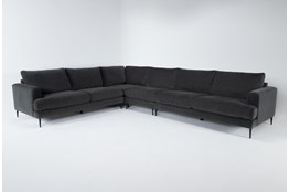 "Giada Encore 4 Piece 147"" Sectional"