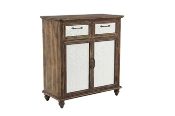 Farmhouse Storage Cabinet