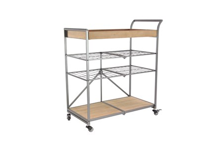 Industrial Bar Cart - Main