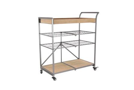 Industrial Bar Cart - Main