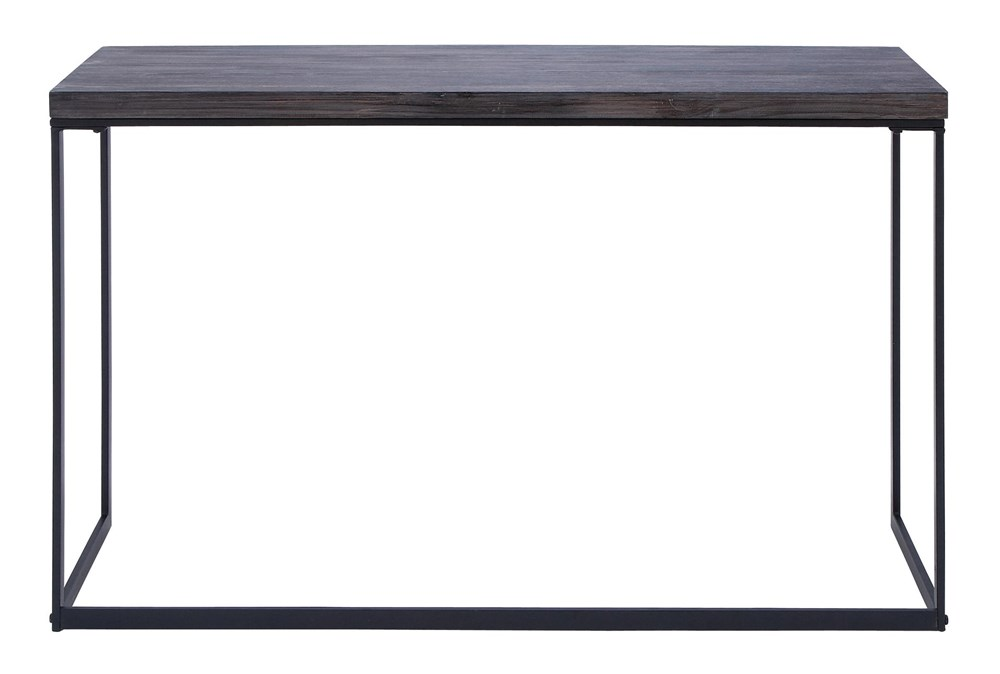 "Industrial 52"" Console Table"