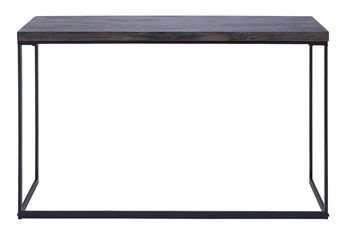 """Industrial 52"""" Console Table"""