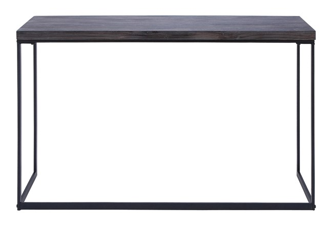 "Industrial 52"" Console Table - 360"