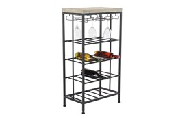 Industrial Wine Storage Rack