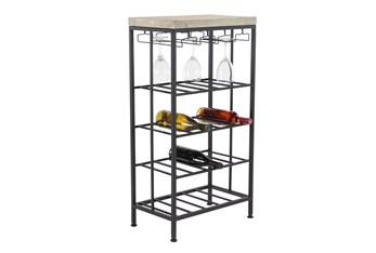 Industrial Wine Storage Rack