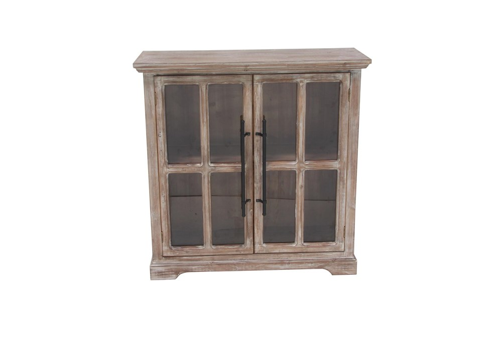 Rustic Brown Cabinet