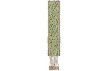Wall Tapestry-Hand Emboidered Tassels 5X36