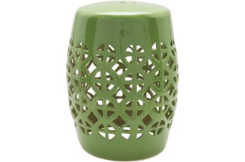 Outdoor Grass Green Garden Stool
