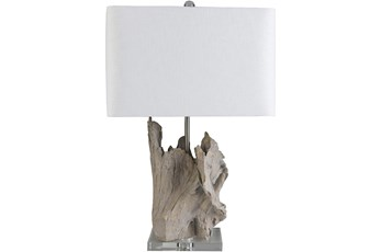 Table Lamp-Natural Composition Driftwood