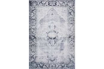 27X91 Runner Rug-Sterling Distressed Granite