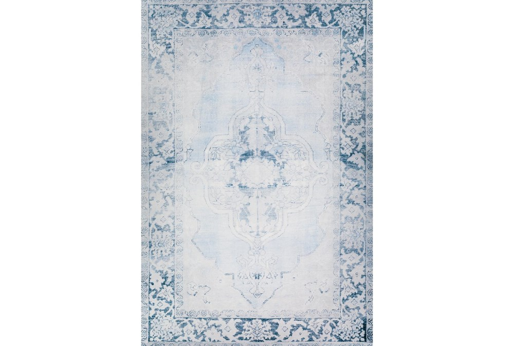 60X91 Rug-Sterling Distressed Mist