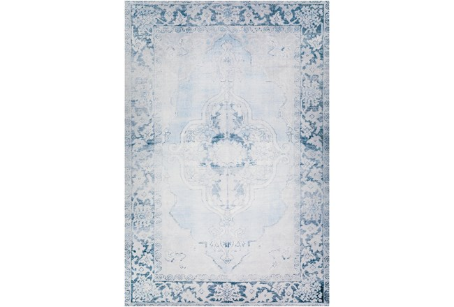 60X91 Rug-Sterling Distressed Mist - 360
