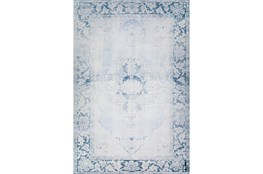 102X153 Rug-Sterling Distressed Mist