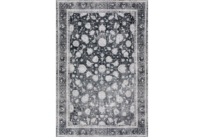 """1'7""""x2'5"""" Rug-Sterling Distressed Midnight - 360"""