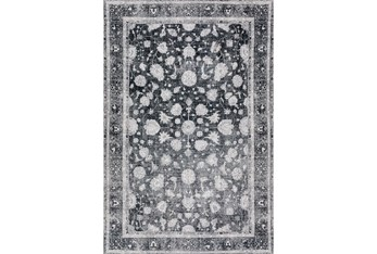 """3'3""""x5'3"""" Rug-Sterling Distressed Midnight"""