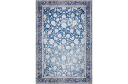 "5'x7'6"" Rug-Sterling Distressed Navy"