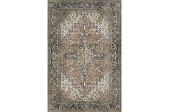 20X30 Rug-Sterling Distressed Chocolate