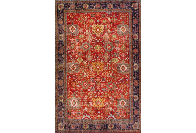 """2'3""""x7'6"""" Runner Rug-Sterling Distressed Tuscan - 360"""