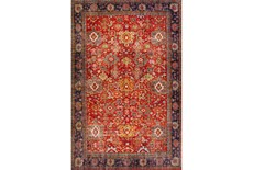 "5'x7'6"" Rug-Sterling Distressed Tuscan"