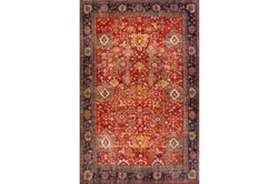 60X91 Rug-Sterling Distressed Tuscan