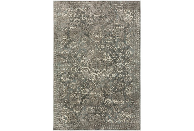 61X89 Rug-Lisbon Soft Moonbeam - 360