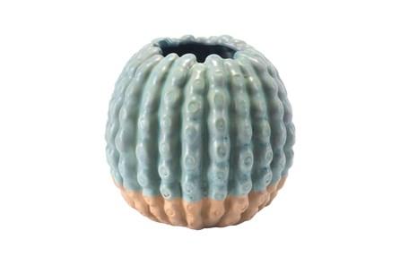 5 Inch Cactus-Like Texture Vase - Main