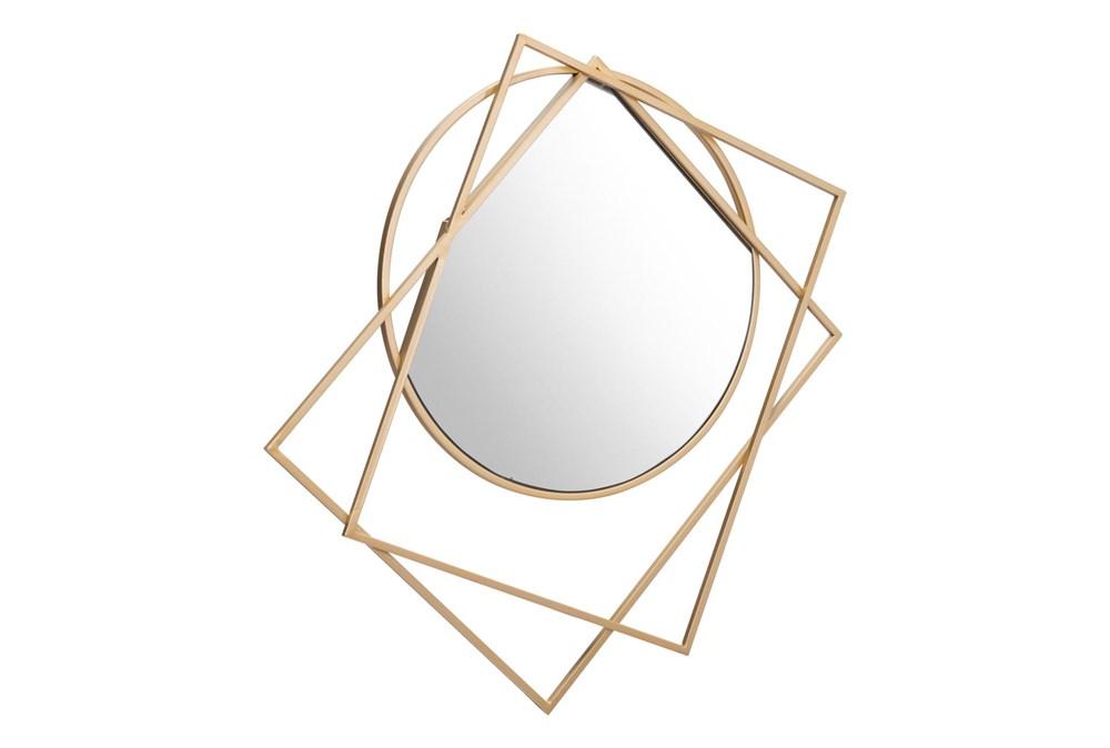 Multi Shape Cut Out Wall Mirror