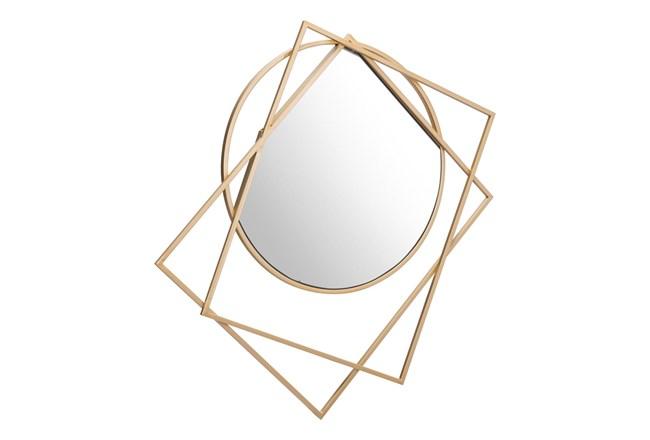 Multi Shape Cut Out Wall Mirror - 360