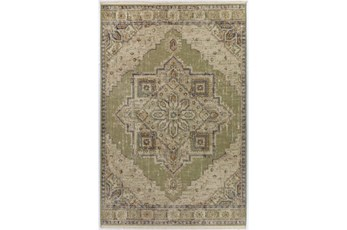 60X92 Rug-Marseille Distressed Aloe