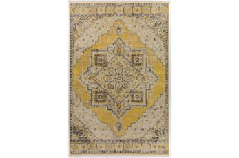 112X159 Rug-Marseille Distressed Lemon
