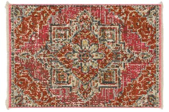 24X36 Rug-Marseille Distressed Punch