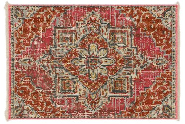2'x3' Rug-Marseille Distressed Punch