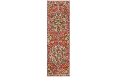 27X92 Runner Rug-Marseille Distressed Punch - Main