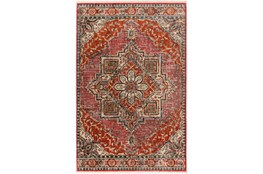 """3'1""""x5'3"""" Rug-Marseille Distressed Punch"""