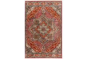 """5'x7'7"""" Rug-Marseille Distressed Punch"""