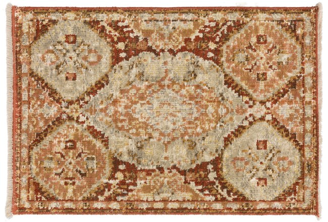24X36 Rug-Marseille Distressed Canyon - 360
