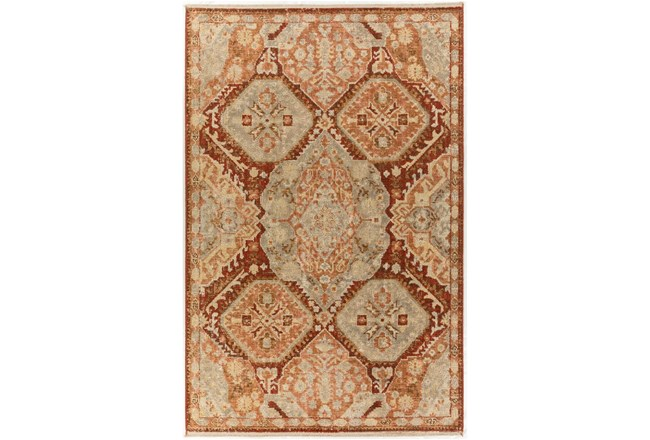 37X64 Rug-Marseille Distressed Canyon - 360