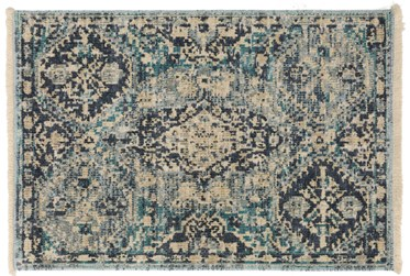 2'x3' Rug-Marseille Distressed Riverview