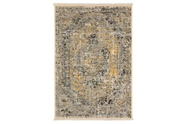 24X36 Rug-Marseille Distressed Goldenrod