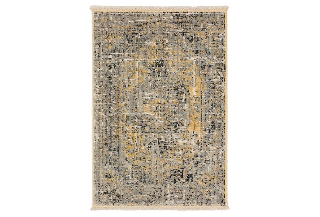 2'x3' Rug-Marseille Distressed Goldenrod - 360