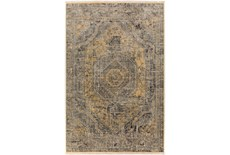 "9'3""x13'3"" Rug-Marseille Distressed Goldenrod"