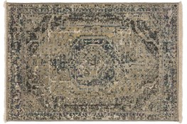 2'x3' Rug-Marseille Distressed Taupe