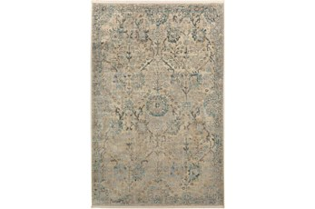 37X64 Rug-Marseille Distressed Ivory