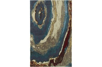 63X91 Rug-Creations Geode