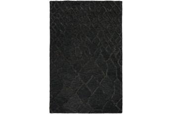 42X66 Rug-Nazca Lines Black