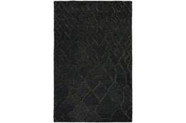 8'x10' Rug-Nazca Lines Black