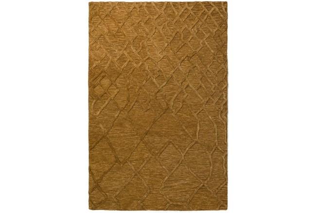 2'x3' Rug-Nazca Lines Bronze - 360