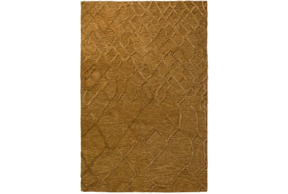 27X90 Runner Rug-Nazca Lines Bronze