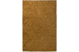 """3'5""""x5'5"""" Rug-Nazca Lines Bronze"""